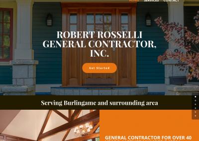 Robert Rosselli General Contractor, Inc