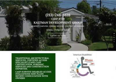 Kaltman Development Group