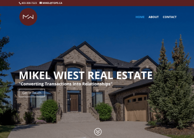Mikel Wiest Real Estate