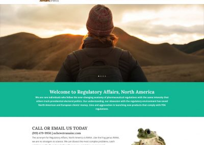 Regulatory Affairs North America