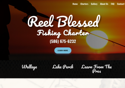 Reel Blessed Fishing Charters