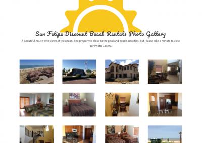 San Felipe Discount Beach Rentals