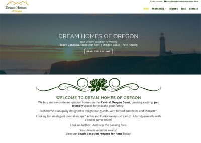 Dream Homes of Oregon