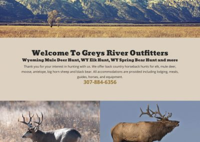 Greys River Outfitters