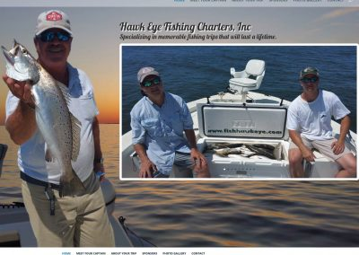 Hawk Eye Fishing Charters