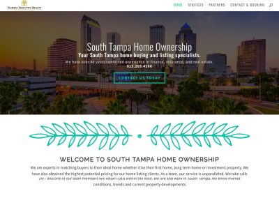 South Tampa Home Ownership