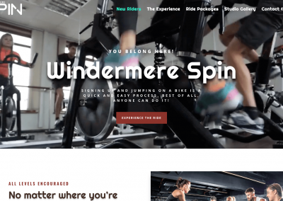 Windermere Spin