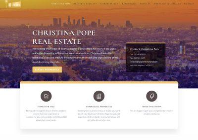 Christina Pope Realestate