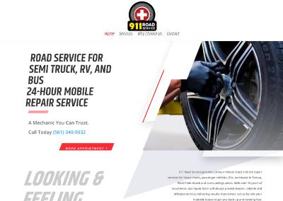 911 Road Service