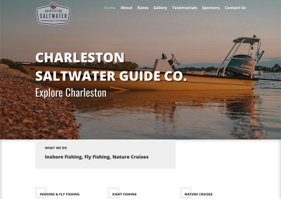 Charleston Saltwater Guide Co.