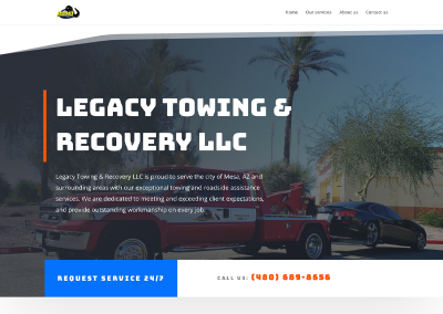 Legacy Towing & Recovery, LLC