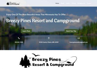 Breezy Pines Resort & Campground