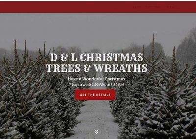 D&L Christmas Trees & Wreaths