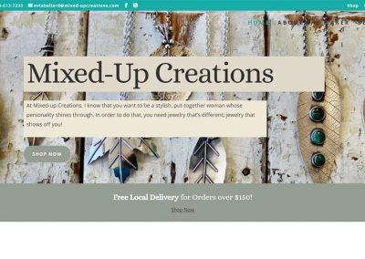 Mixed-Up Creations