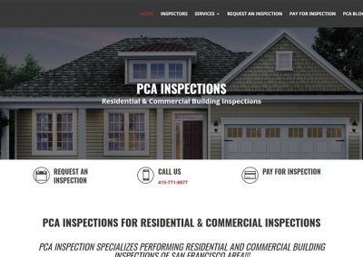 PCA Inspections