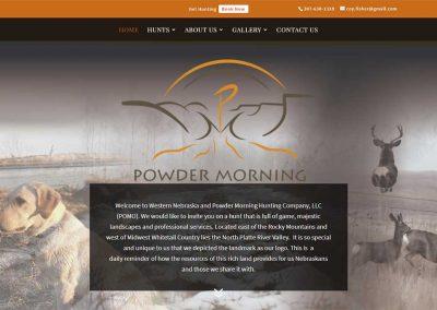 Powder Morning Hunting Company, LLC