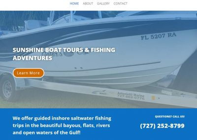 Sunshine Boat Tours