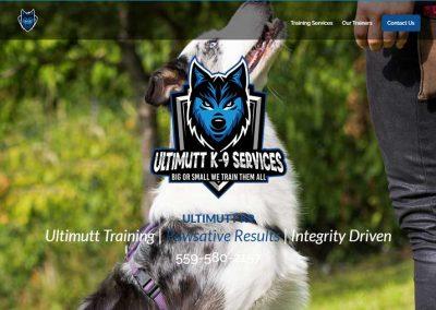 Ultimutt K-9 Services