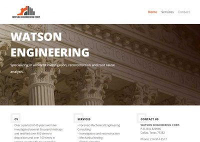 Watson Engineering Corp