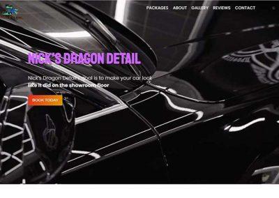 Nick's Dragon Detailing