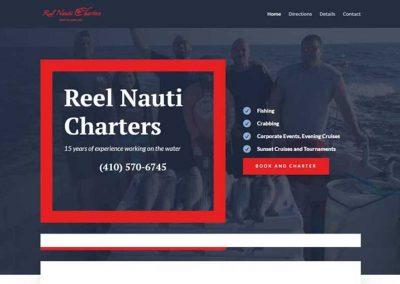 Reel Nauti Charters