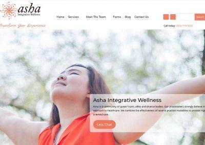 Asha Integrative Wellness