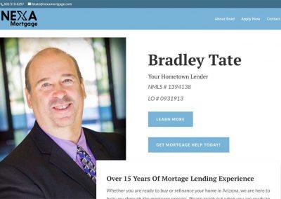 Bradely Tate – Nexa Mortgage