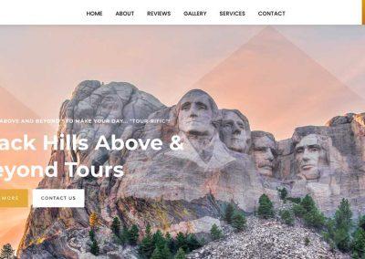 Black Hills Above & Beyond Tours