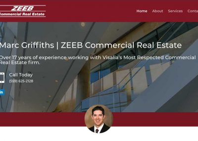 Marc Griffiths – Commercial Real Estate