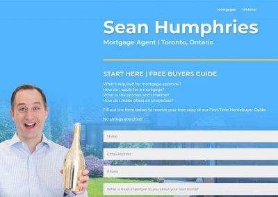 Sean Humphries – Mortgage Agent
