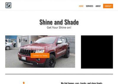 Shine and Shade
